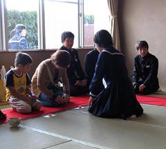 Ceremony (colincookman) Tags: school teaceremony bunkasai onichuu