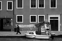 Venice, Sukkot boat