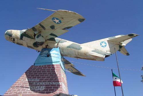 Somaliland freedom monument