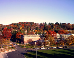UMass Amherst campus by felix.h