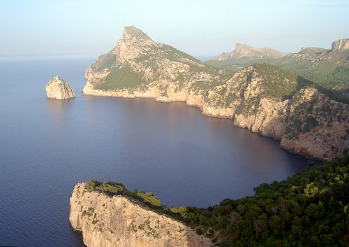 Mirador d'es Colomer, Formentor
