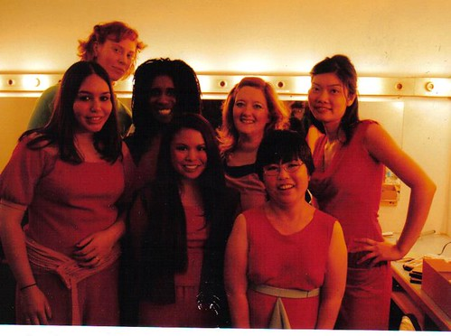 The Cast of Stories from Brown Girl Jouvay 2005
