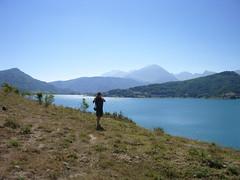 Gran Sasso Roger 1 (vurtuali) Tags: blue gransasso mountains bobandroger