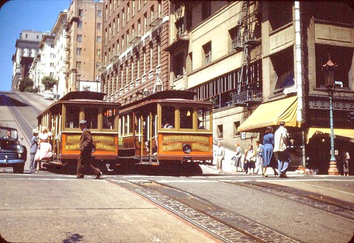 San Francisco Cable Cars por avaloncm.