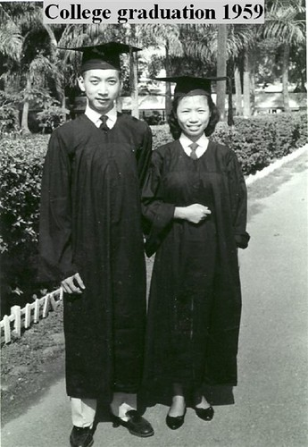 College graduation 1959