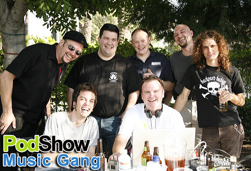 PodShow Music Gang