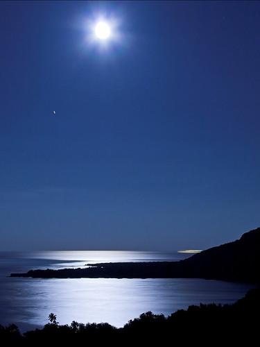 Moonlit Cruise