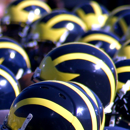 What Else Is There Today? GO BLUE!