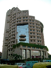 The Statesman House on Connaught Place (*_*) Tags: india delhi connaught place building