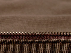 Jacket landscape (Rune T) Tags: brown metal zipper soft dof composition texture jacket macro wow topv111