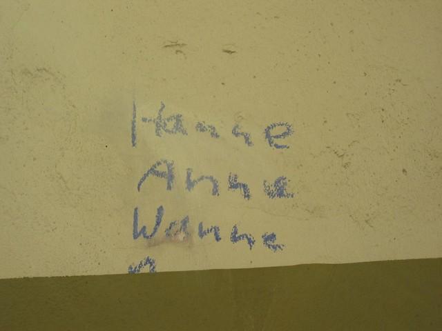 W for Wanne