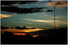 back (LeonR.) Tags: sunset pordosol summer brazil sky braslia brasil clouds nikon d70s fotolog 100v10f cu vero nikkor fotosafari 1870mm nvens topphotoblog removedfromnikkorfortags