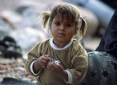 Bedouine Girl in Dahab - Egypt (hittischolz) Tags: africa girl dahab egypt diving sinai bedouine hittischolz hitti