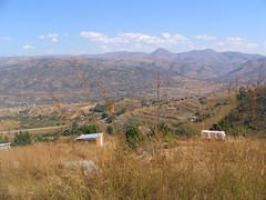 Swazi mountains