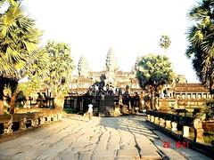 Angkor Wat. అంగ్కోర్ వాట్.