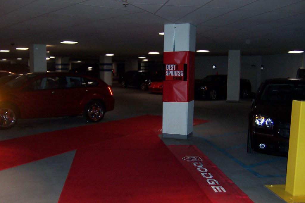 Red carpet rides