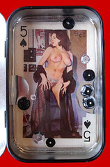 5s_in (Loosetooth.com) Tags: collage girlie pinup peepshow playingcard