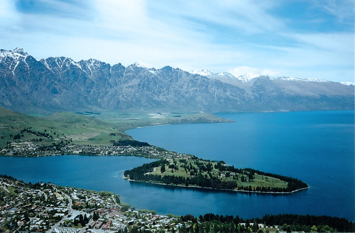 Queenstown, New Zealand por mad1how.