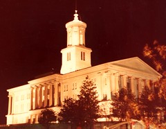 Tennessee Capital Building, Nashville, 1979
