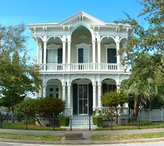 Victorian () Tags: usa house galveston home island texas 1800s victorian historic historical galvestonisland eastend nationalhistoric nationalhistoricdistrict