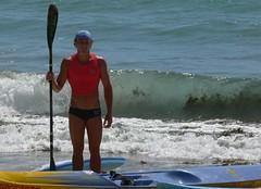 Standing guard (RMEIKLEJ) Tags: carnival beach swim geotagged surf surfer manly sydney australia speedo lifesaver manlybeach geo:lat=3379819335138938 geo:lon=1512894630432129