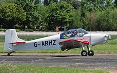 "G-ARHZ D.62 Condor Sturgate  EGCV Fly In 07-06-15 (PlanecrazyUK) Tags: ""fly in"" sturgate 070615 egcv d62condor garhz"