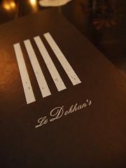 Le Dokhans Champagne Bar!