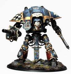 Imperial Knight (ThirdEyeNuke) Tags: studio 40k imperial warhammer knight thirdeyenuke