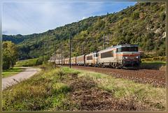 Vintage béton (VTZK) Tags: france train zug goods frankrijk fret nez freight trein sncf cassé goederen béton rhonealpes 7200 goederentrein marchandises arrassurrhône
