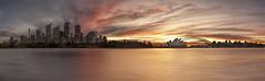True Colours (EmeraldImaging) Tags: sunset seascape harbour sydney australia nsw coathanger operahouse sydneyharbourbridge thecoathanger