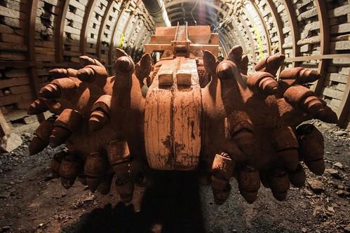 """Zabytkowa kopalnia węgla kamiennego """"Guido"""" / Historic Coal Mine """"Guido"""""""