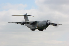 Turkish Air Force A400M 13-0009 (Matthew Douglass Aviation) Tags: plane airplane airport wings display aircraft aviation air airplanes wing engine aeroplane cargo landing airshow engines planes airbus arrive airports airforce propeller turkish aeroplanes airfield airbase waddington taf