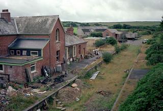 Tresmeer station (1), 1975