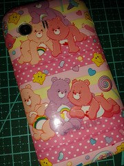 So... cute! ♡Love decotapes♡ (Artes da Nine) Tags: cute celular fofo fofura ursinhos carinhosos capinha decotape