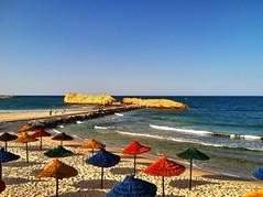 Colors (Med Azzouz) Tags: blue sky al day tunisia tunis sunny fair clear med mostly tunisie sidi túnez tunesien monastir تونس tunesië tunezja tunus mostlyclear azzouz mostlysunny túnis チュニジア tunisko 突尼斯 튀니지 тунис τυνησία туніс munastir ghudamisi túinéis tuneżija pwfair pwclear pwsunny