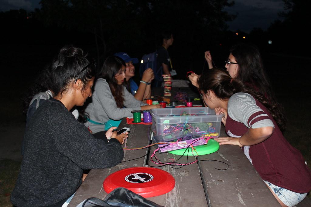 Bonfire Smores And Songs Tamwood International Camps Tags Camping