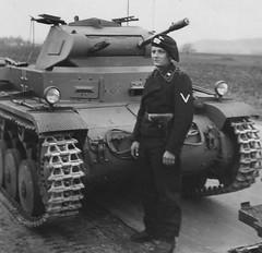 Sd.Kfz. 121 Pz.Kpfw. II (Panzerkampfwagen II) Ausf. C