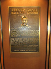 Gordie Tapp (jamica1) Tags: music canada hall bc country fame columbia canadian british merritt