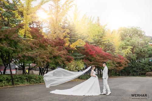 華納婚紗/婚紗攝影/嘉文&廣蕙
