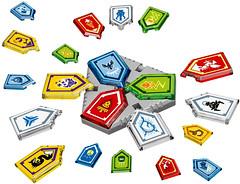 LEGO Nexo Knights Combo Nexo Powers (70372) (hello_bricks) Tags: nexoknights legonexoknights nexo knights lego combo powers 70372 combonexopowers shield pouvoir 2017 toy toys bag bags