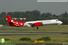 HB-IYI (dabianco87) Tags: aeroplano aircraft aerei plane dus dusseldorf saab s2000 darwinairline hbiyi olt
