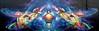 Soaring.Dimensions.On.The.Colours.Of.My.Soul-Zee-TTK-2016 (zee3rds) Tags: zee graffiti aerosol art spraycan spraypaint street newcastle third teem north shields custom time machine h g wells science fiction life universe stars colours montana black mtn 94 gold transparent molotov belton shop