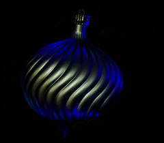 Happy 2017!!! (Pedro1742) Tags: decorations xmas blue blackbackground shapesforms