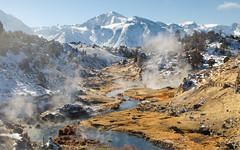 Hot Creek (Joe Parks) Tags: hotcreek mammothlakes sierras sierranevada easternsierras winter steam snow hotsprings canon6d parksjd joeparks california
