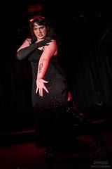 Bellatrix LeStrange Burlesque (zemekiss) Tags: harrypotter burlesque nerdlesque geekenders cosplay trixiehobbitses bellatrixlestrange