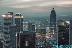 FRANKFURT AM MAIN (01dgn) Tags: frankfurtammain frankfurt hessen almanya deutschland germany city colors sky skylines