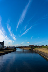 untitled (t-miki) Tags: shimo tokyo river