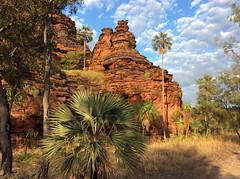 Keep River National Park (bigbirdma) Tags: rockformations holidays palm keeprivernationalpark northernterritory australia sky coloursofaustralia outdoors