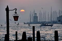 - (klaus53) Tags: venezia venice sunrise nikon