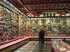 Big Wild Goose Pagoda-5692 (kasiahalka (Kasia Halka)) Tags: unescoworldheritagesite giantwildgoosepagoda bigwildgoosepagoda buddhistpagoda tangdynasty 652 morningbell godofwealth xuanzang xian china
